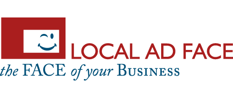 Local Ad Face Logo